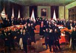 Theodor Aman -Proclamarea Unirii