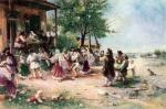 Theodor Aman -Hora de la Aninoasa