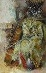 Theodor Aman - Violoncel