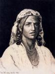 Theodor Aman - Vrăjitoarea