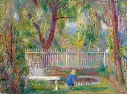 William Glackens - Irenes Garden