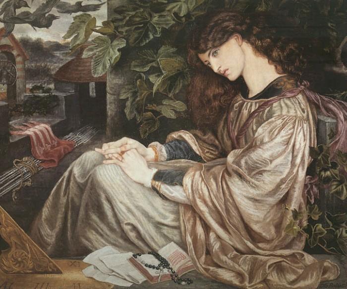 Dante Gabriel Rossetti - La Pia de' Tolomei