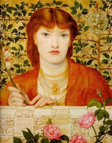 Dante Gabriel Rossetti - Regina Cordium