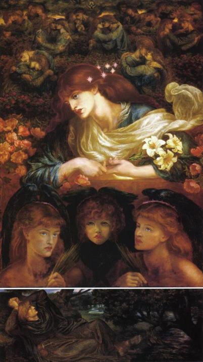 Dante Gabriel Rossetti - The Blessed Damozel