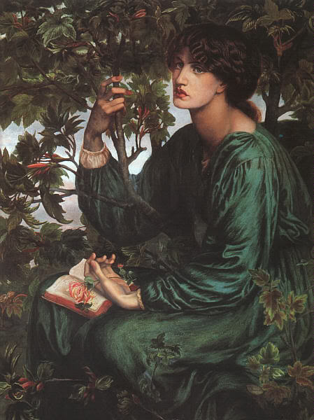 Dante Gabriel Rossetti - The Day Dream