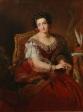 Friedrich von Amerling - Barbara Gräfin von Castiglione