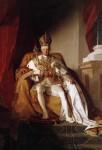 Friedrich von Amerling.Emperor Franz I. of Austria