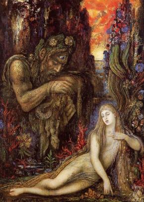 Gustave Moreau - Galatea