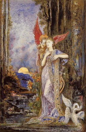 Gustave Moreau - Inspiration