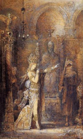 Gustave Moreau - Salome Dancing