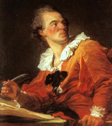 Jean-Honoré Fragonard - Inspiration