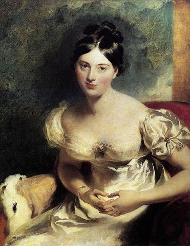 Thomas Lawrence - Maguerite, Countess of Blessington