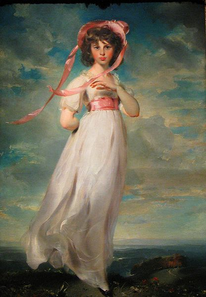 Thomas Lawrence - Pinkie