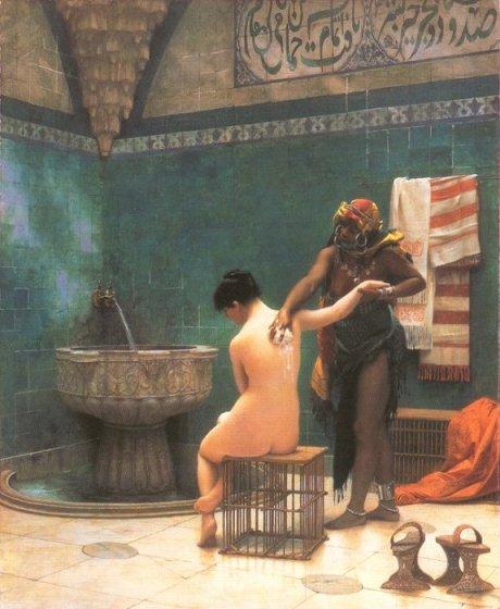 Jean-Léon Gérôme - Bath
