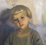 Aurel Băeşu - Cap de copil