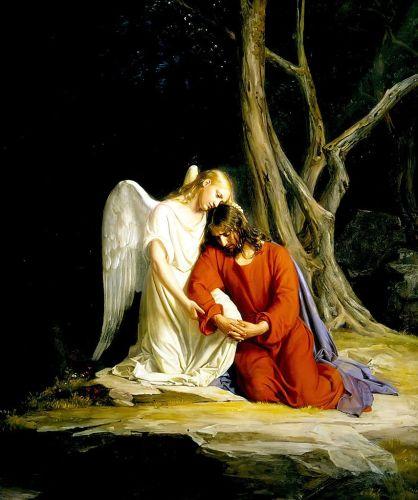 Carl Bloch - Gethsemane