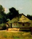 Aurel Băeşu - Casa din Humuleşti