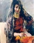 Iosif Iser - Doamna spaniolă