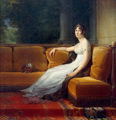 François Gérard - Empress Joséphine of France