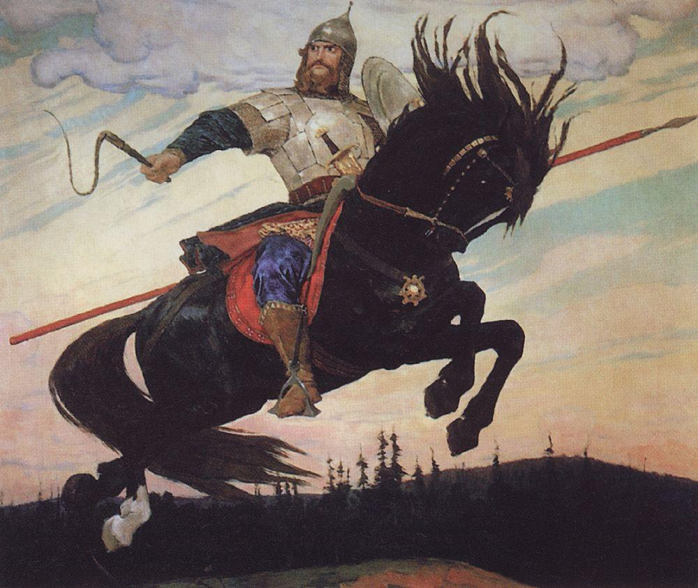 Viktor Vasnetsov 15 Mai 1848 23 Iunie 1926 Pictor Rus
