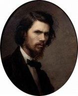 Ivan Kramskoi - Self Portrait. 1867