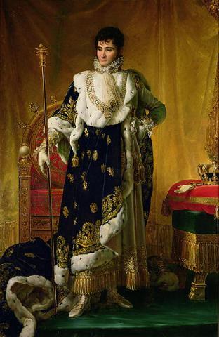 François Gérard - King Jerome Bonaparte