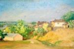 Iosif Iser - Peisaj la Silistra