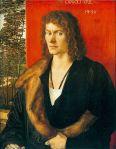 Albrecht Dürer - Portrait of Oswolt Krel