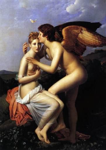 François Gérard - Psyché et l'Amour (Cupid and Psyche)
