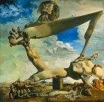 Salvador Dalí - Premonition of Civil War