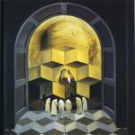 Salvador Dalí - Skull of Zurbaran