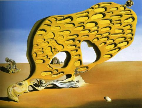 Salvador Dalí - The Enigma of Desire,My Mother, My Mother, My Mother