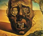 Salvador Dalí - The Visage of War