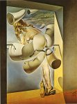Salvador Dalí - Young Virgin Autosodomized by Her Own Chastity