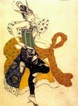 Léon Bakst - Sketch for La Péri