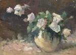 Aurel Băeşu - Ulcica cu trandafiri