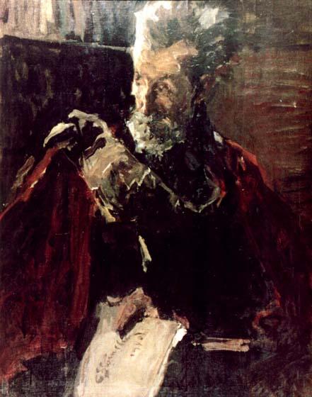 Eustațiu Stoenescu - Amatorul de artă