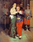 Andre Derain - Bal des soldats à Suresnes