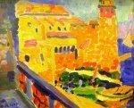 Andre Derain - Le phare de Collioure