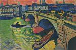 Andre Derain - London Bridge