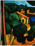 André Derain-Paysage à Cassis