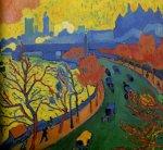 Andre Derain - Pont de Charing Cross
