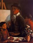 Andre Derain - Self Portrait in Studio