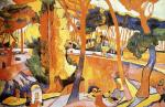 Andre Derain - The Turning Road