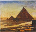 Winston Churchill - At the Pyramids
