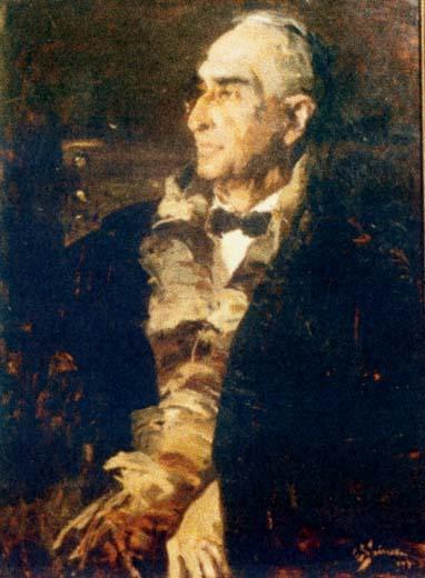 Eustațiu Stoenescu - Autoportret
