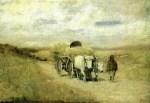 Ştefan Luchian - Car cu boi