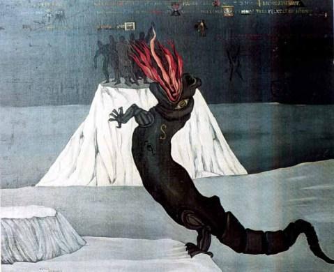 Victor Brauner - Compoziţie