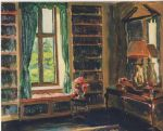Winston Churchill - Drawing Room at Chartwell
