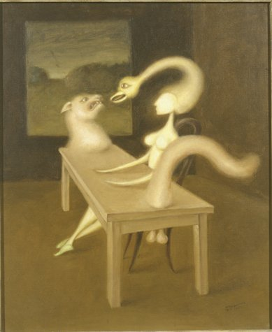 Victor Brauner - Fascination